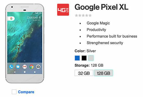 Warna Baru Google Pixel 2