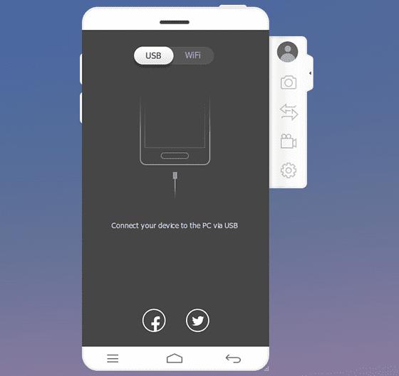 Merekam Layar Smartphone 2