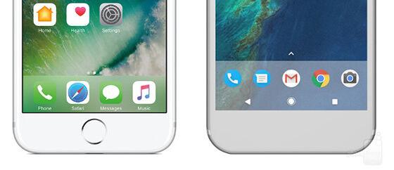 Pilih Iphone 7 Atau Google Pixel