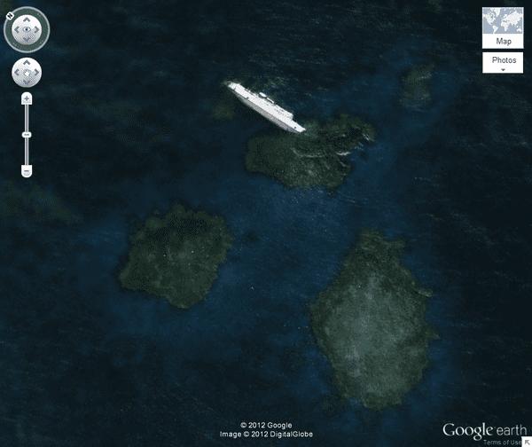 Hal Menyeramkan Di Google Earth 1