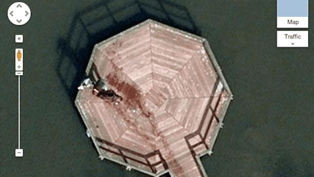 Hal Menyeramkan Di Google Earth 6