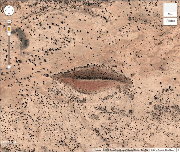 Hal Menyeramkan Di Google Earth 8