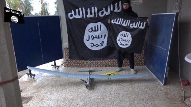 Isis Drone 1
