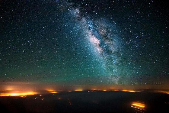Foto Fantastis Dari Pesawat 4