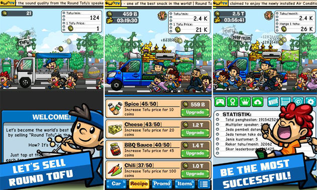 Game Android Tren 6