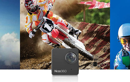 Nico360 Camera 360 Terkecil Di Dunia