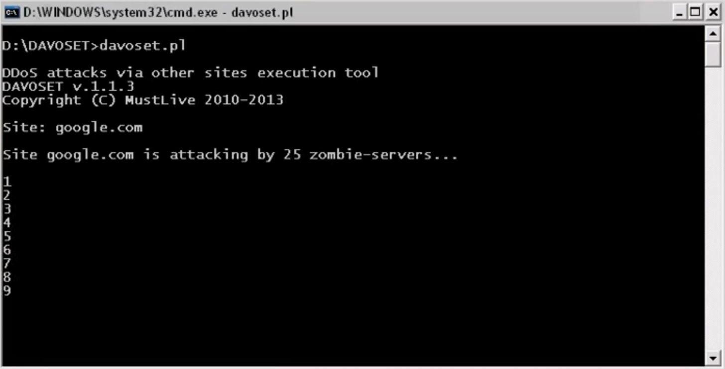Software Hacker Untuk Ddos Attack 11