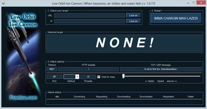 Software Hacker Untuk Ddos Attack 9