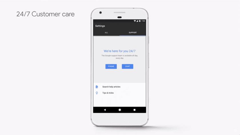 Google Pixel Smartphone Android Terbaik 6