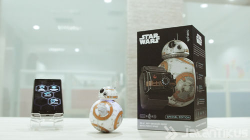Review Sphero Force Band 1