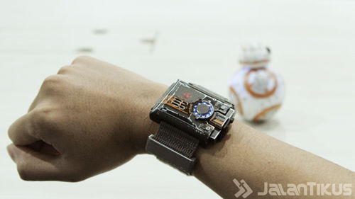 Review Sphero Force Band 3
