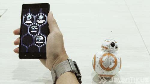 Review Sphero Force Band 4