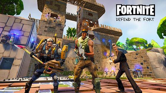 fortnite merupakan game yang dibesut untuk dirilis pada tahun 2017 game ini khusus dibuat hanya pc baik itu gaming windows mapun mac os