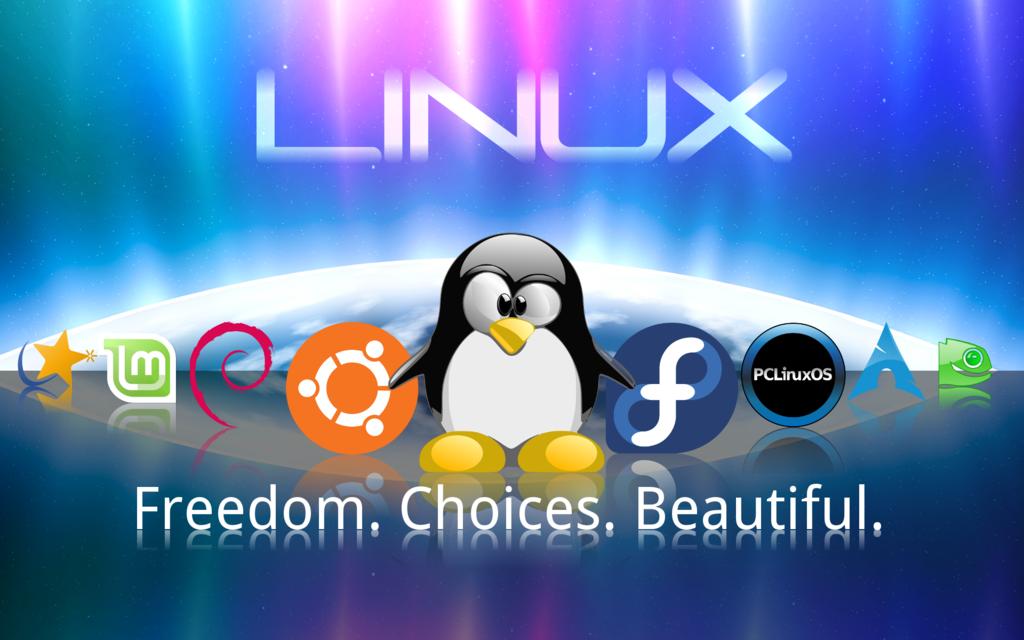Menggunakan Sistem Operasi Open Source