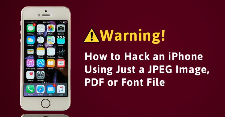 Cara Hack Iphone