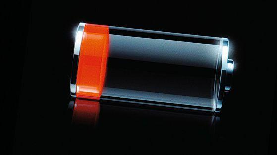Baterai Boros