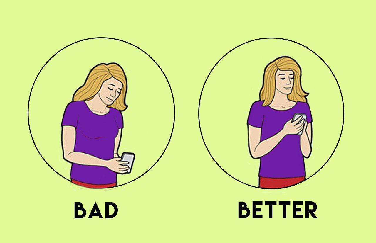 Cara Menggunakan Gadget Yang Salah 3