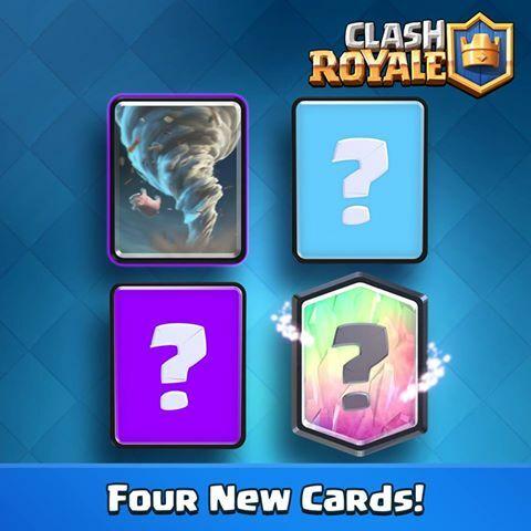 Update Clash Royale November 2016 1