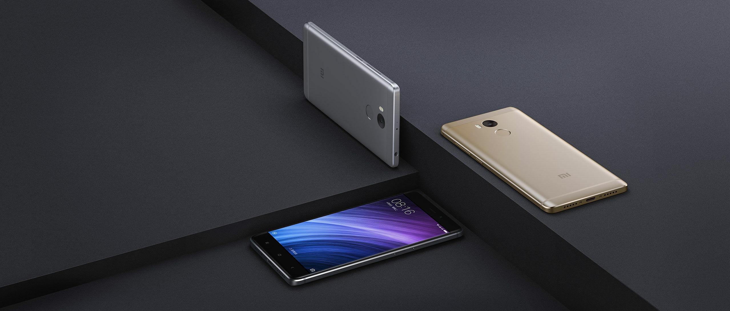 Xiaomi Redmi 4 Standar Edition