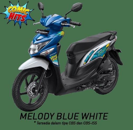Motor Paling Laris Di Indonesia 5