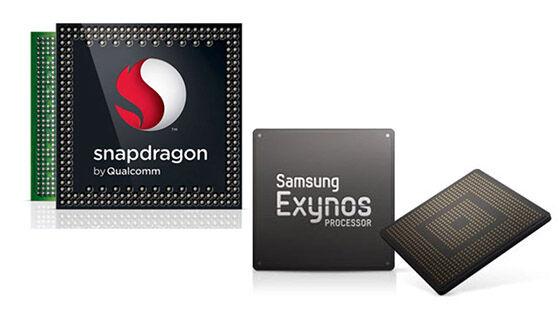 Snapdragon Vs Exynos 5