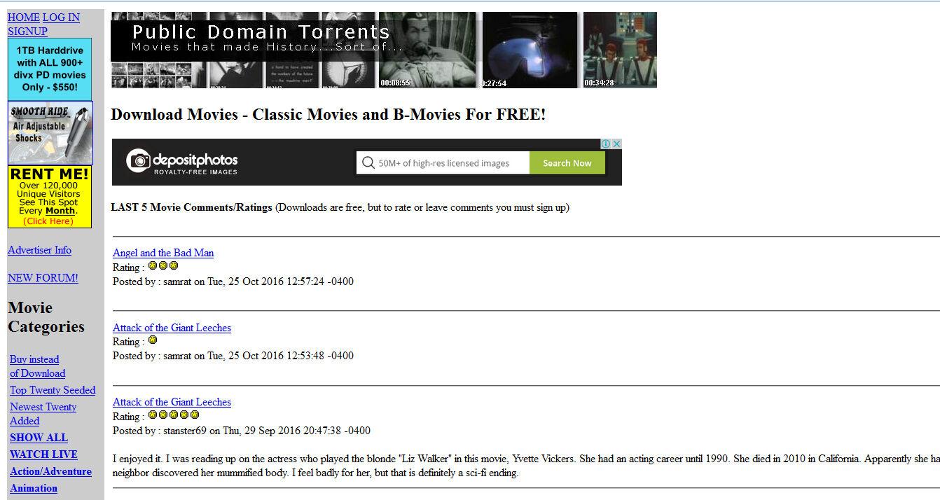 Situs Download Film Terbaik Legal 10