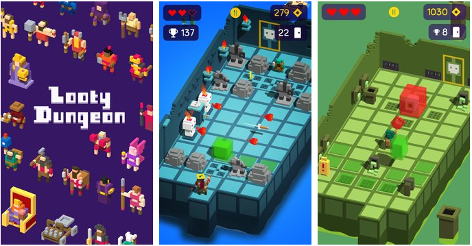 Download Looty Dungeon Apk