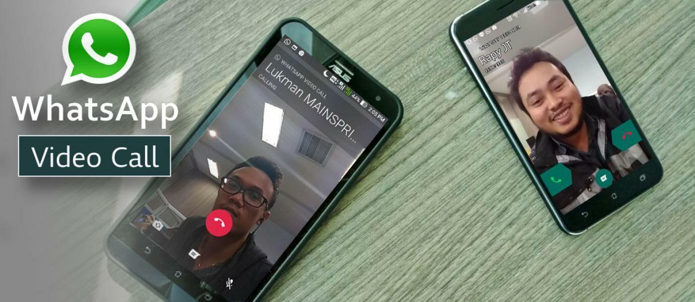 Video Call Di Whatsapp 6