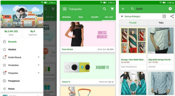 Tokopedia 251 jalantikus download tokopedia apk stopboris Images