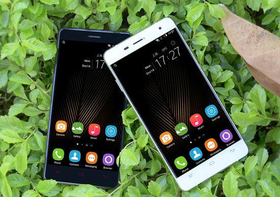Smartphone Android Baterai Besar 10
