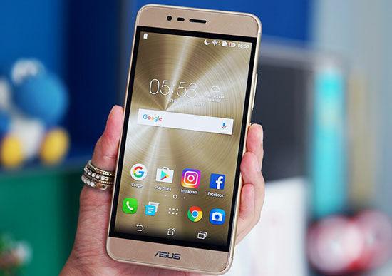 Smartphone Android Baterai Besar
