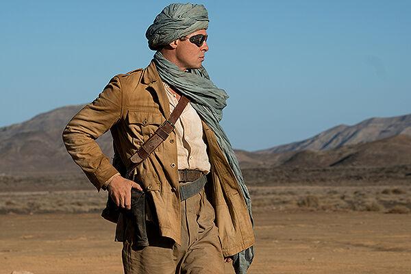 Allied Brad Pitt