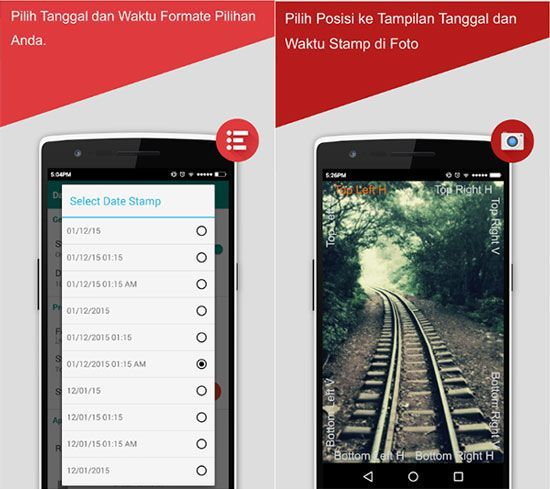 Aplikasi Android Terbaik Auto Stamper