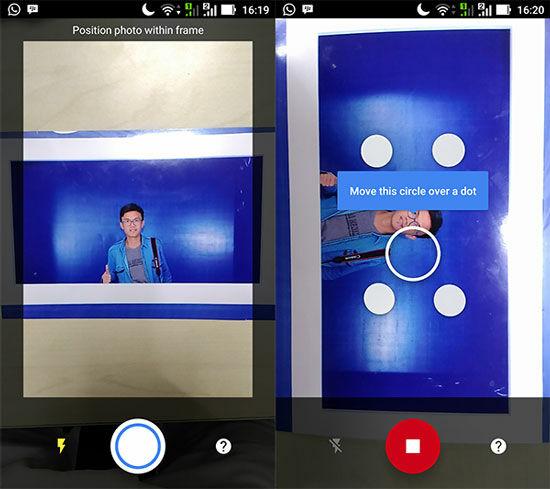 Aplikasi Android Terbaik Photoscan