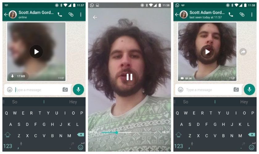 Fitur Streaming Video Whatsapp 1