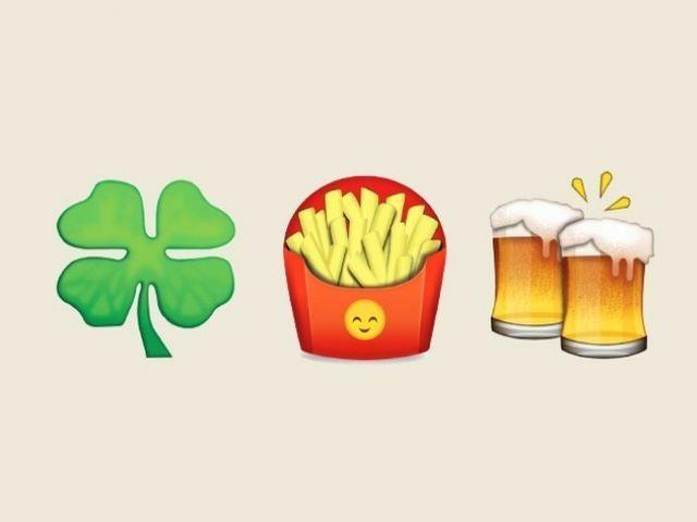 Foto Brightside Tebak Negara Dari Emoji Irlandia