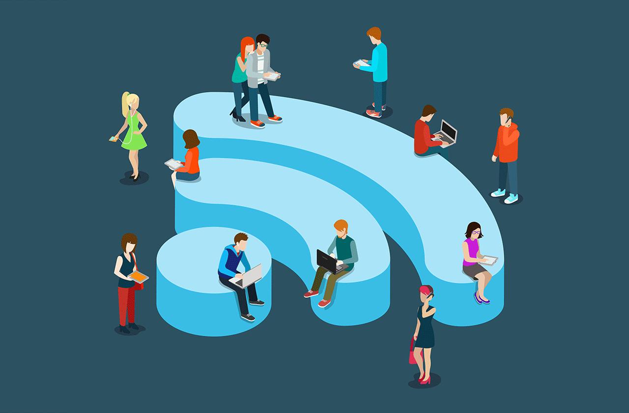 Wifi Lebih Penting Dari Seks 2