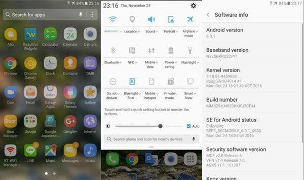 Galaxy Note 5 Disulap Jadi Note 7