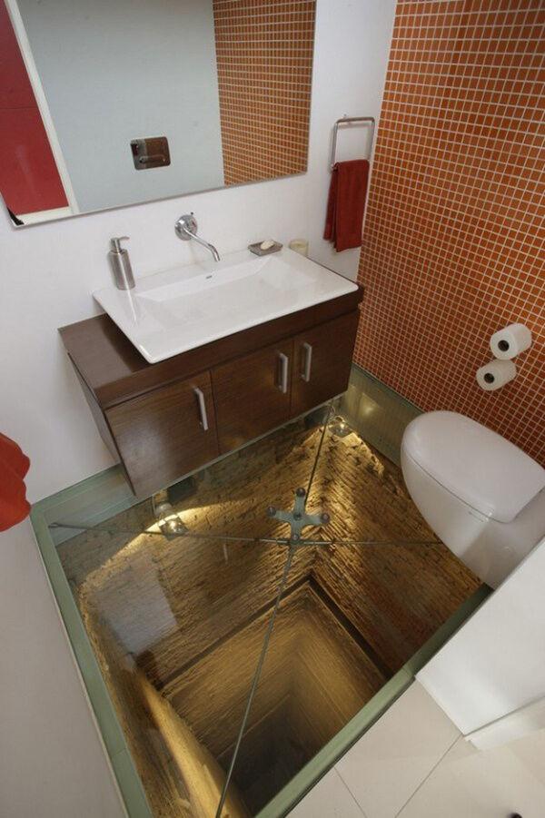 Toilet Paling Menantang Di Dunia Berani