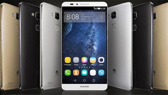 Huawei Update Nougat 1