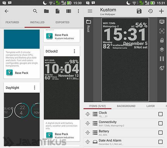 Cara Membuat Live Wallpaper Android 5