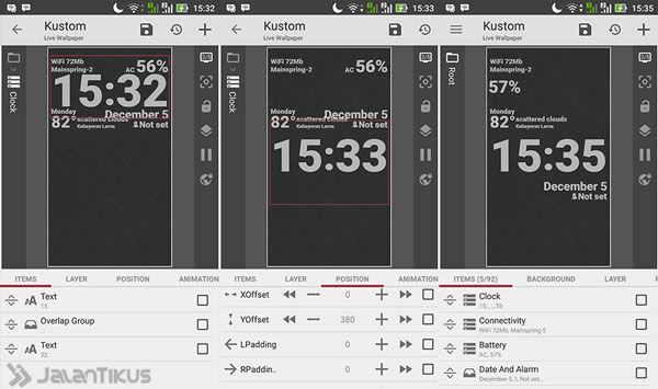 Cara Membuat Live Wallpaper Android 6