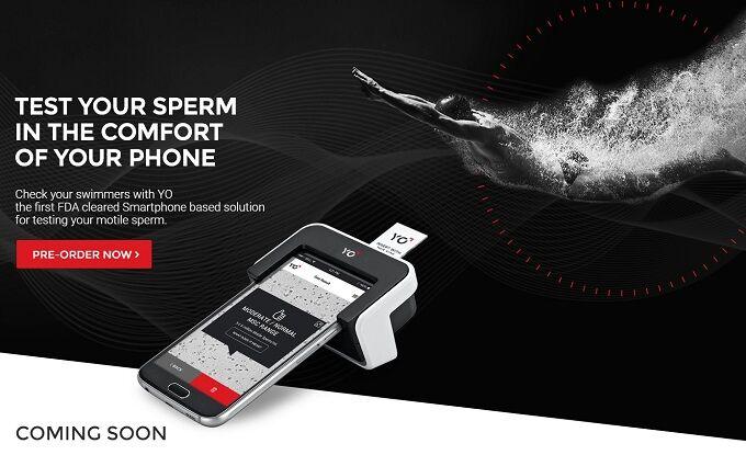 Yo Sperm Tets Alat Penguji Sperma