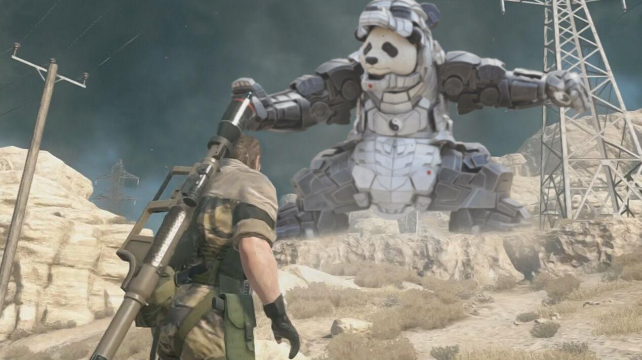Master Photoshop Iron Panda 14