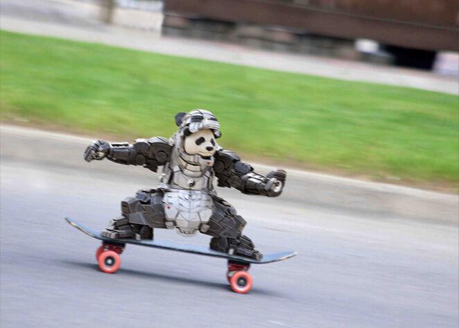 Master Photoshop Iron Panda 15