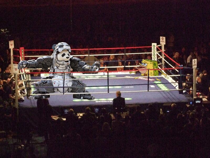 Master Photoshop Iron Panda 9