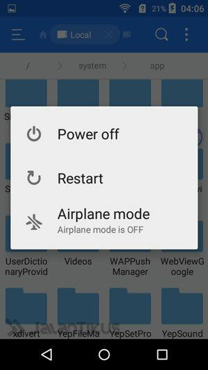 Cara Unroot Android Dengan Aman 5