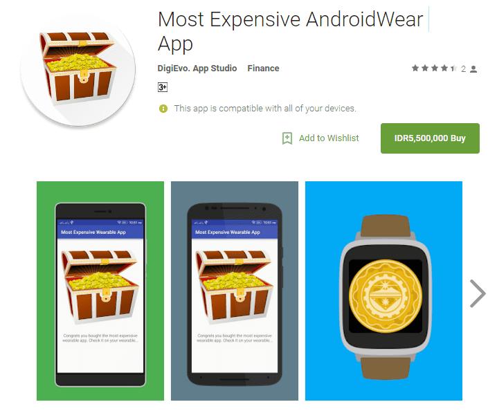 Aplikasi Android Paling Mahal Di Google Play 8
