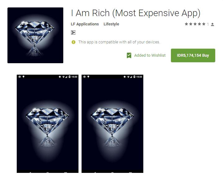 Aplikasi Android Paling Mahal Di Google Play 9