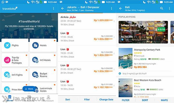 aplikasi android terbaik untuk traveling